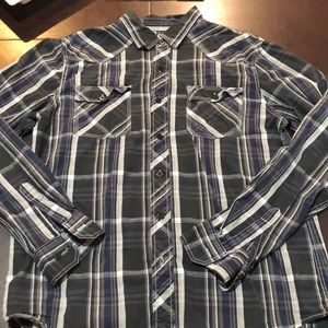 Other - Men's buttondown from buckle